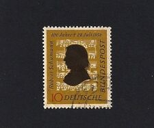 GERMANY 1956 The 100th Anniversary of the Death of Robert Schumann  (E2)