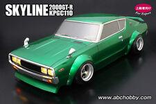 ABC-Hobby 66155 1/10 Nissan Skyline 2000 GT-R (KPGC110) Street Racer Style