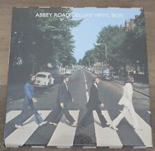 """THE BEATLES ~ """"ABBEY ROAD"""" ~ 2009 ~ Deluxe Vinyl Box ~ FACTORY SEALED!!"""