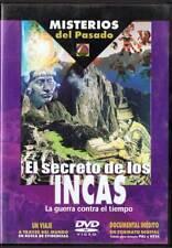 El Secreto de los Incas. La guerra contra el tiempo. Misterios del Pasado Nº 6.