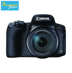 Canon PowerShot SX70 HS 20.3MP 65x Digital Camera Japan Domestic Version New