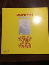 """SUPER RARE PROMO Michael White """"Pneuma"""" VINYL LP IMPULSE AS 9221"""