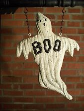 """""""BOO GHOST"""" Replacement Sign - Resin Sign for Country Arrow Holders"""