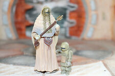 Tusken Raider With Tusken Raider Child Star Wars SAGA 2002