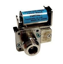 New Tohtsu CX-140N SPDT N Type Coaxial Antenna Relay