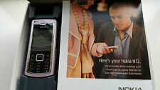 Nokia N72-Pearl Pink (Débloqué) Smartphone