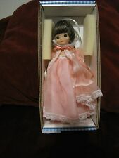 """Betsy McCall 8"""" Brown hair doll"""
