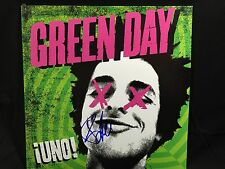 GREEN DAY BILLIE JOE ARMSTRONG SIGNED AUTOGRAPHED VINYL ALBUM RECORD UNO COA