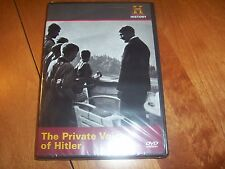 THE PRIVATE VOICE OF HITLER Nazi Germany Third Reich WW2 History Channel DVD NEW