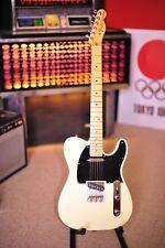 2011 Fender USA Telecaster in Olympic White