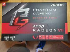 ASRock Phantom Gaming X Radeon VII DirectX 12 Radeon VII 16G
