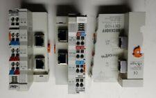 Beckhoff Ethernet Kontroller EK1100 EtherCat Koppler 100Base Tx Netz