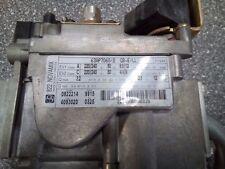 Wolf Gasarmatur - Gasregelblock NOVAMIX 822 Art.Nr. 2796106 - Top Zustand -