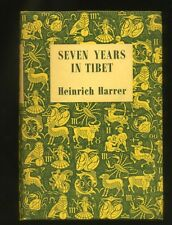 Heinrich Harrer,Seven Years In Tibet,The Reprint Society London 1955  R