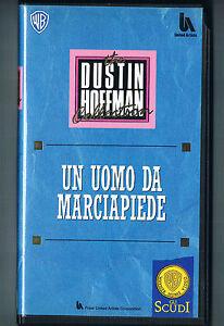 "Film   VHS "" Un uomo da marciapiede """