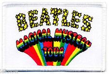 """Beatles - Magical Mystery Tour Patch 9CM X 6cm (3 1/2 x 2 1/4"""")"""