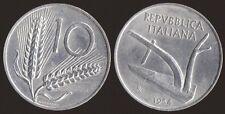 10 LIRE 1954 ITALIA SPL