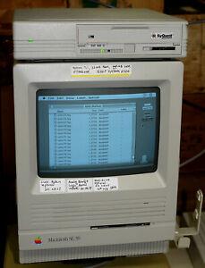 Vintage LaCie Zero Footprint SQ5200 Syquest 200MB Disk Cartridge Drive - WORKING