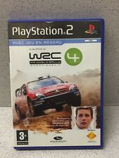 JEUX PS2 W2C 4  AVEC NOTICE PLAYSTATION