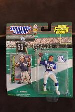 1999-2000 PEYTON MANNING Starting Lineup Sports Figurine - Indianapolis Colts