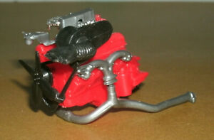 1/18 Scale 1957 Chevy 283ci Super Turbo Fire Fuel Injected V8 Engine (4.6 Liter)