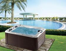 Der Hammer Luxus Outdoor SPA Whirlpool Aussenwhirlpool Hot Tub für bis zu 3 Per.