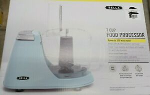 NRFB Bella 7 Cup Food Processor Choice Of Pink Blue Red Brand New Free Shipping