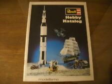 REVELL catalogue/catalogo 1970 - Construction Kits - ITALIAN EDITION