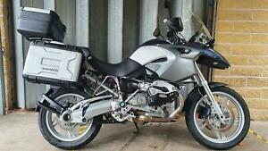 BMW R1200GS, 2006, 8,485 Miles, Beautiful Condition, 2 Owners