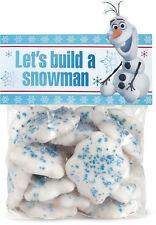 Olaf Frozen Disney Treat Bag Kit 6 ct.  from Wilton #8501 - NEW