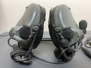 Peltor ComTac III Neckband Headset, Dual Comm