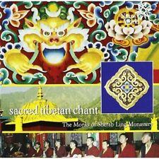 The Monks of Sherab Ling Monastery - Sacred Tibetan Chant [New CD]