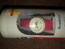 1988 PEPSI WRISTWATCH Armitron Mint In Box /C