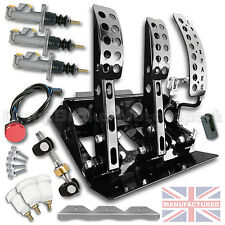 FORD FOCUS HYDRAULIC PEDAL BOX -  COMPBRAKE CMB6150-HYD-KIT