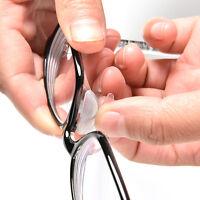 5 Paar Anti-Rutsch-Silikon-Nasenpads für Brillen Sonnenbrillen Brillen FBB