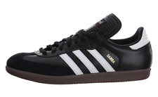 New adidas Samba Classic Indoor Men's Soccer Shoes 034563 Black Gum White