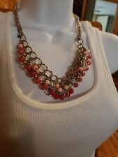 Chunky Necklace Multicolored