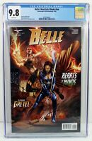 BELLE: HEARTS & MINDS #nn ONE-SHOT CGC 9.8 Vitorino & Nunes Cover Art ZENOSCOPE