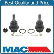 2009-2012  Dodge Ram 1500 2 Wheel Drive Only  (2) Lower Ball Joint Joints