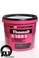 Thomsit K 188 S PVC-Schnellkraft-Kleber 14kg PVC-Kleber Bodenkleber