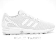 Adidas Zx Flujo Blanco S81421 Mujer Zapatillas Todo Talla - Oferta