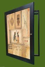 Tapa contador cuadro de luz Moldura c/cuelga llaves 1 puerta,m/ext 53x40x5'7 cm.