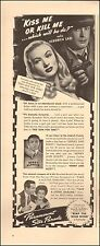 1942`Vintage ad for Paramount Star Parade`Movies Veronica Lake (081015)