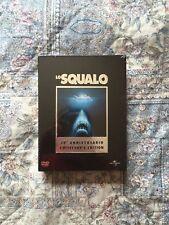 LO SQUALO COLLECTOR'S EDITION LIMITATA 30 ANNIVERSARIO 2 DVD + 1 CD + SENITYPE