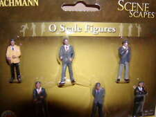 Bachmann Scene Scapes 33162 Businessmen Figure Pack MIB O 027 6 figures New