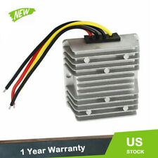 15A 360W DC/DC Car Voltage Converter 12V Step Up to 24V Power Supply Waterproof