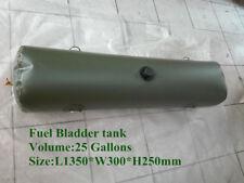 25 Gallons  Fuel tank Petrol Bag Gasoline Diesel Bladder Tanks For SUV Car