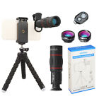 Apexel T18XBZJ5 Phone Photography Flexible Tripod Lens kit For iPhone Samsung