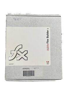 Adobe Flex Builder 2 box and licence