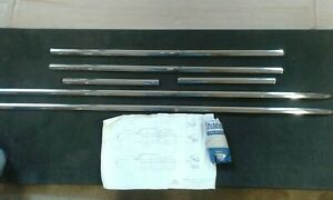 1965 Ford NOS Galaxie 4-door complete side trim kit